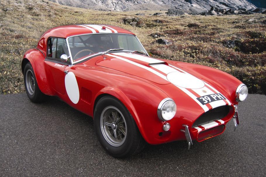 Le Mans Cobra 1963 Picture 13095