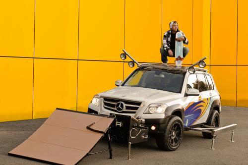 Mercedes-Benz GLK rock crawler by legendary motorcar