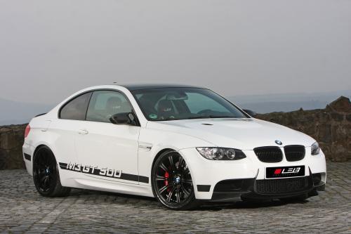 Лейб BMW M3 GT 500 выдает 470 лошадиных сил