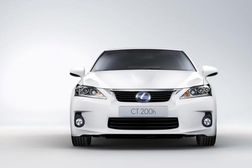 Lexus inveils таинственный CT 200h гибрид компактный ездить