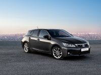 Lexus CT 200h 2011, 21 of 22