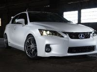 Lexus CT 200h F Sport Concept, 1 of 3