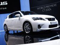 thumbnail image of Lexus CT 200h Geneva 2010