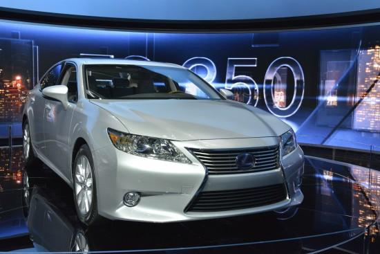 Lexus ES 300h Hybrid New York
