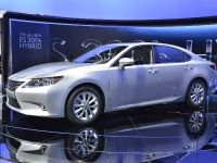 Lexus ES 300h Hybrid New York 2012