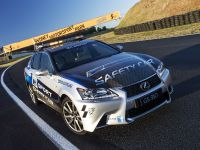 Lexus GS 350 F Sport Safety Car, 1 of 3