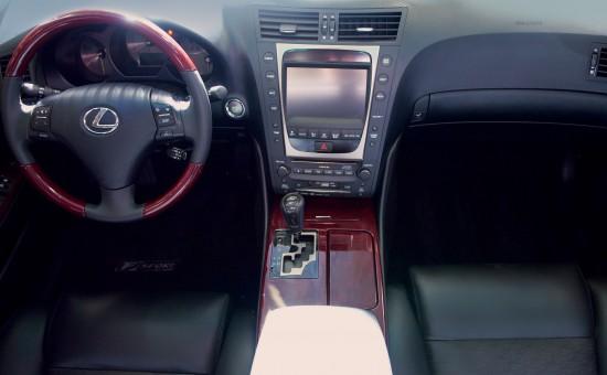 Lexus GS 350 F-Sport TRD