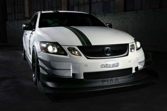 Lexus GS 450h 0-60 Magazine