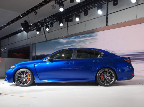 Lexus GS F Detroit