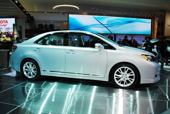 Lexus HS 250h Hybrid Detroit