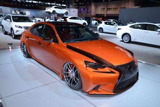 Lexus IS 250 F SPORT Chicago