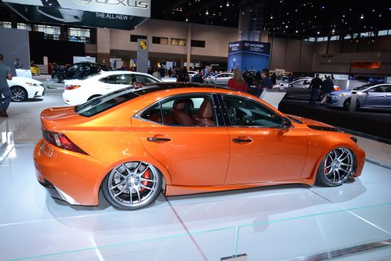 Lexus IS 250 F SPORT Chicago