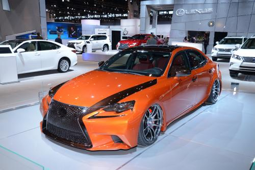 lexus is 250 f sport chicago 2014 hd pictures. Black Bedroom Furniture Sets. Home Design Ideas