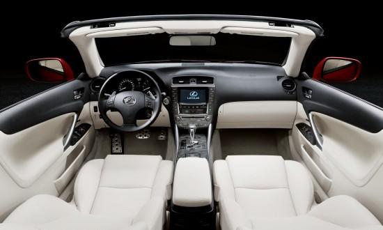 Lexus IS 250C