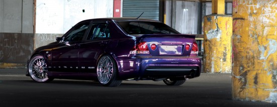 Lexus IS 300 David Huang
