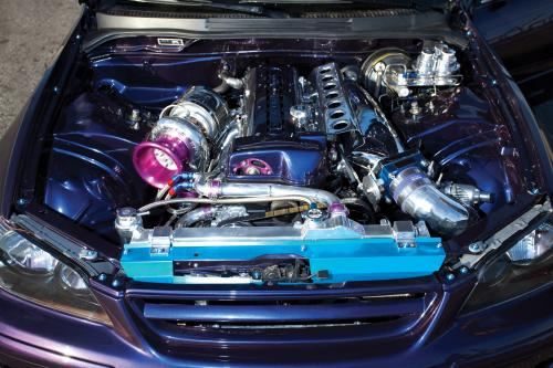 Lexus IS 1000 tuned by David Huang