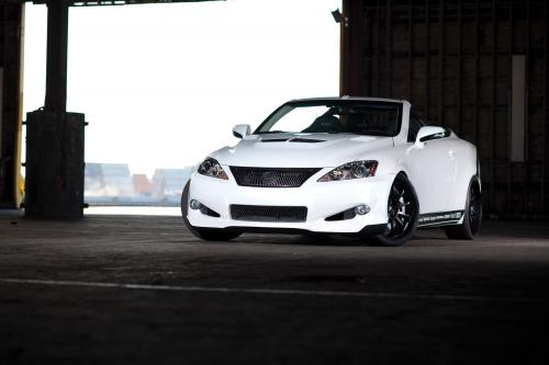 Lexus IS 350C tuned by O-60-журнал