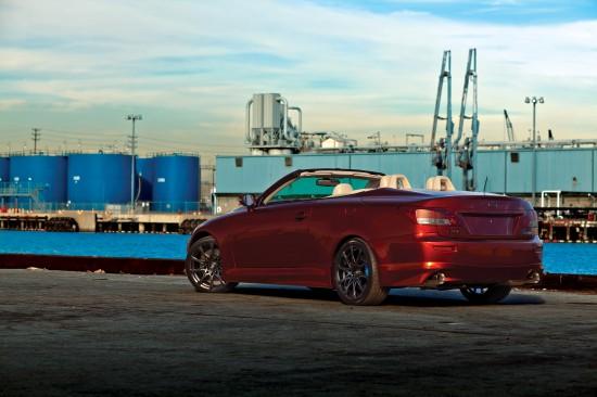 Lexus IS 350C F-Sport TRD