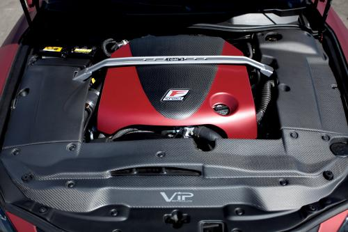 VIP Auto Salon уточняет Lexus IS 350C для SEMA 2009