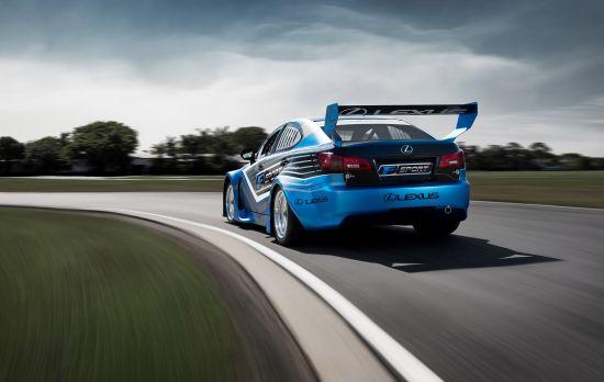 Lexus IS F Race Car