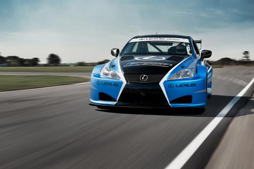 thumbs Lexus IS F Race Car , 1 of 5