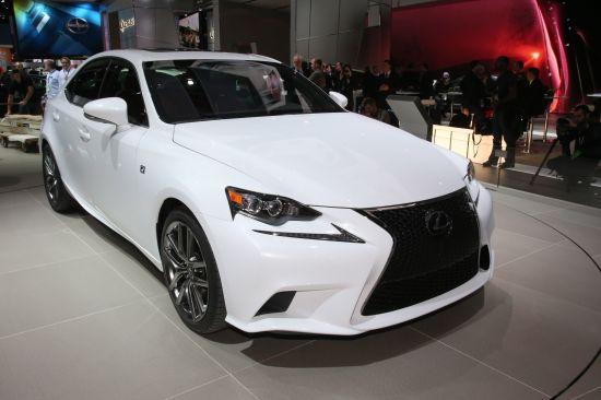 Lexus IS F Sport Detroit