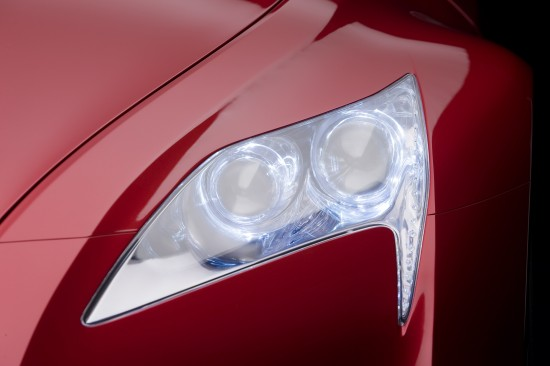 Lexus LF A Concept