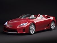 Lexus LF-A Roadster, 2 of 4