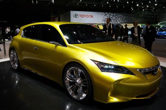 Lexus LF-Ch Tokyo