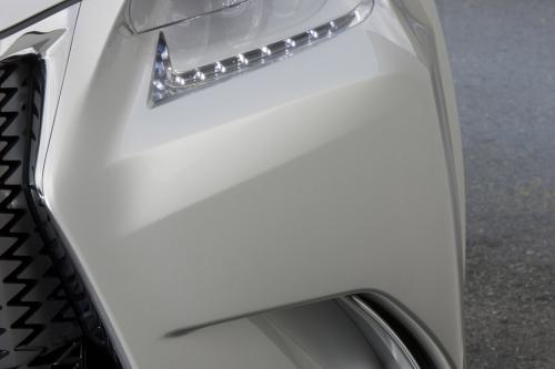 Lexus LF-Gh Hybrid Concept [тизер]