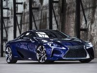 Lexus LF-LC Blue Concept , 4 of 16
