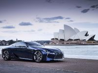 Lexus LF-LC Blue Concept , 6 of 16