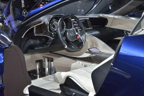 Lexus LF-LC Los Angeles
