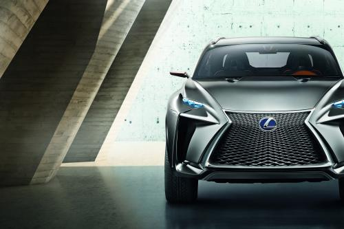thumbs Lexus LF-NX Crossover Concept , 1 of 5