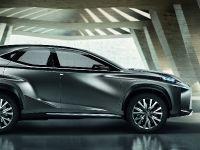 Lexus LF-NX Crossover Concept , 3 of 5