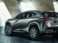 Lexus LF-NX Crossover Concept , 4 of 5