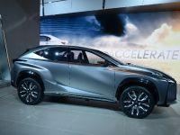 Lexus LF-NX Detroit 2014