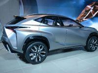 thumbnail image of Lexus LF-NX Detroit 2014