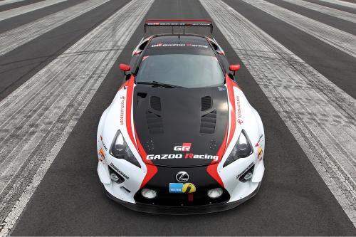 Lexus и Gazoo гонки на Нюрбургринге 24 часа гонки на выносливость