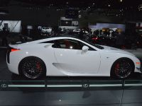 Lexus LFA Los Angeles 2012
