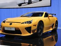Lexus LFA Nurburgring Package Geneva 2011, 2 of 9
