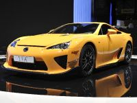 Lexus LFA Nurburgring Package Geneva 2011, 4 of 9
