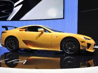 Lexus LFA Nurburgring Package Geneva 2011, 8 of 9