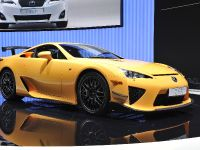 Lexus LFA Nurburgring Package Geneva 2011, 9 of 9