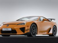 Lexus LFA Nurburgring Package, 1 of 12