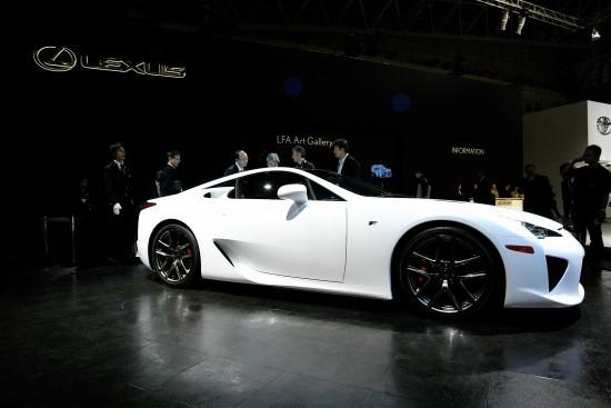Lexus LFA Tokyo