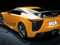 Lexus LFA with Nurburgring package