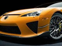 Lexus LFA with Nurburgring package, 2 of 3