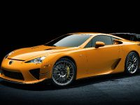 Lexus LFA with Nurburgring package, 3 of 3