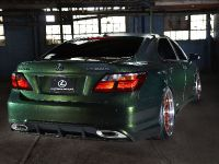Lexus LS 600h L Fox Marketing
